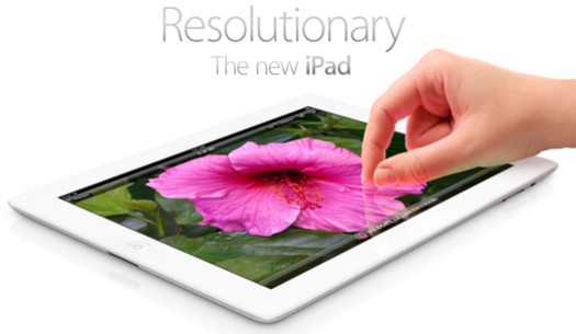 Dahlson Contest - New iPad